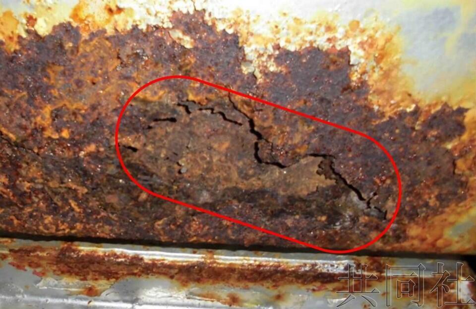 日本12个核电机组换气管发现腐蚀或破洞