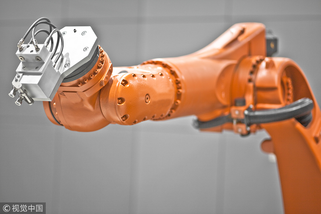 日本工业机器人订单额创新高 对华出口大涨5成