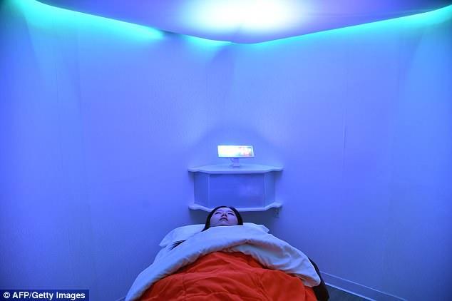 纽约推出共享睡眠舱EnergyPod:半小时12美元