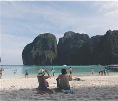 泰国玛雅海湾将自6月起关闭4个月 欲恢复环境