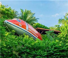 """飞机酒店!让世界各地航空主题酒店带你""""飞"""""""