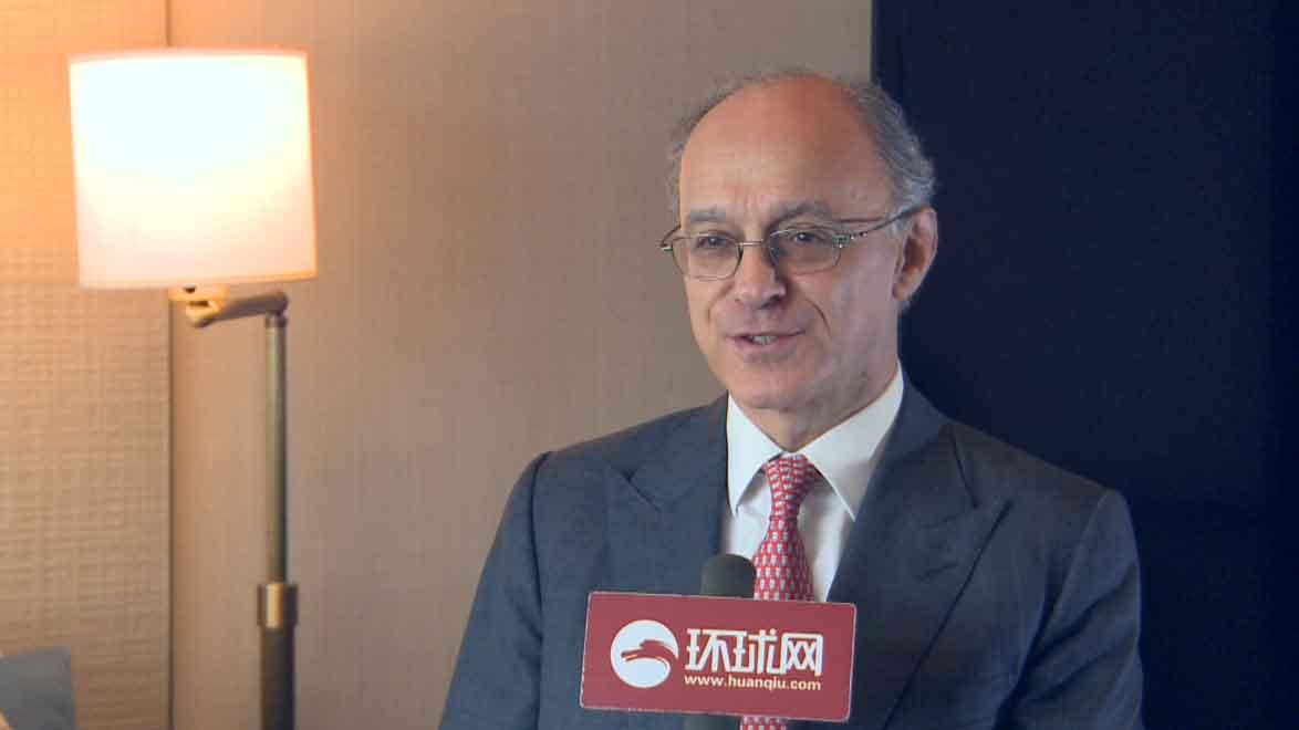 英中贸易协会主席:双边贸易势头强劲并将持续增长