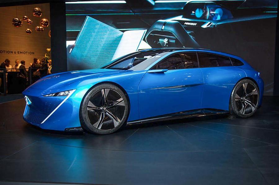 标致全新颠覆性概念车定于巴黎车展首发 或定位纯电动车