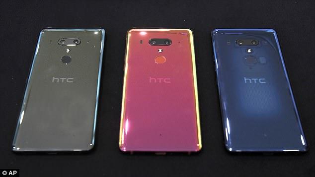 跻身高端市场 HTC U12 +采用半透明后背壳 前后置双摄