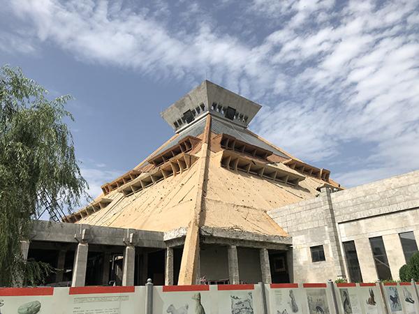 """河南博物院回应""""主展馆闭馆三年没修好"""":省里提出更高要求"""