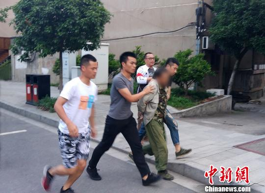 """浙江一逃犯潜逃20年终落网 杀人沉尸案""""水落石出"""""""