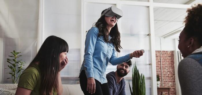 高通将发布VR/AR头盔专用芯片 可进行头部追踪交互