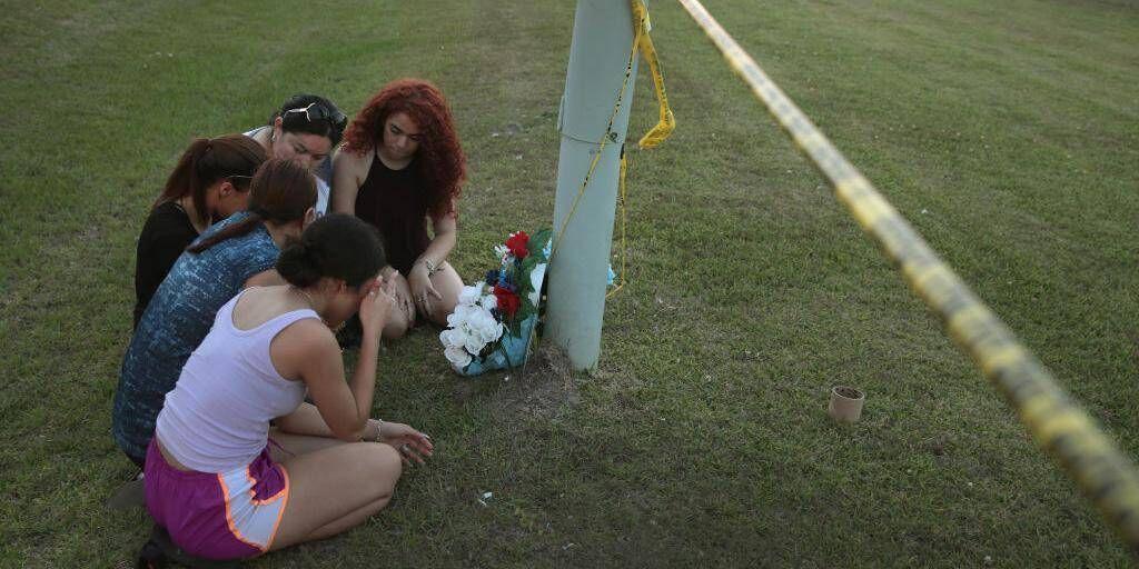 美国今年校园枪击案死亡人数 已超军队战争死亡人数