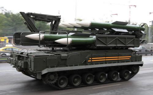 俄军山毛榉导弹击落MH17客机?俄官方断然否认