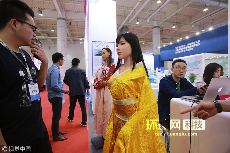 2018大连国际工业博览会在大连世界博览广场和大连星海会展中心举行,汇集世界各地和国内20多个省、市、自治区近千家企业,规模空前。