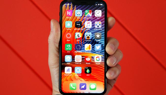 苹果下一代iPhone X谍照曝光:九月份亮相