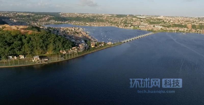 比亚迪将在巴西建全球首条跨海云轨