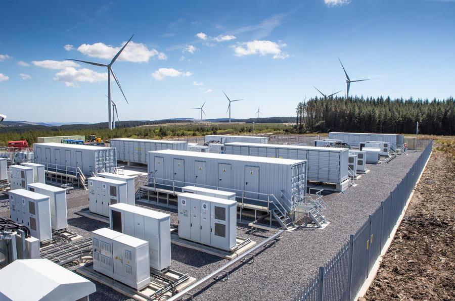 宝马i3电池组用于英国国家电网储电 满足家庭用电需求