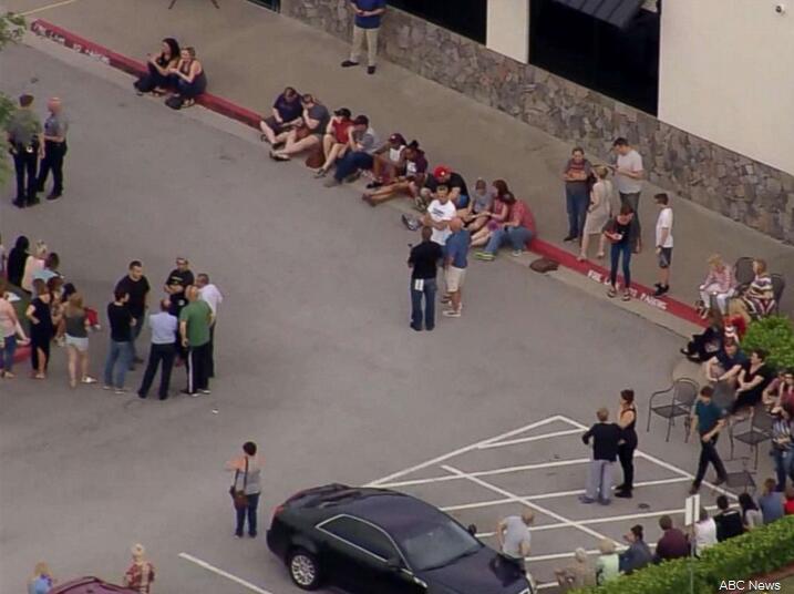 快讯:俄克拉荷马城一饭馆发作枪击案 已有多人受伤