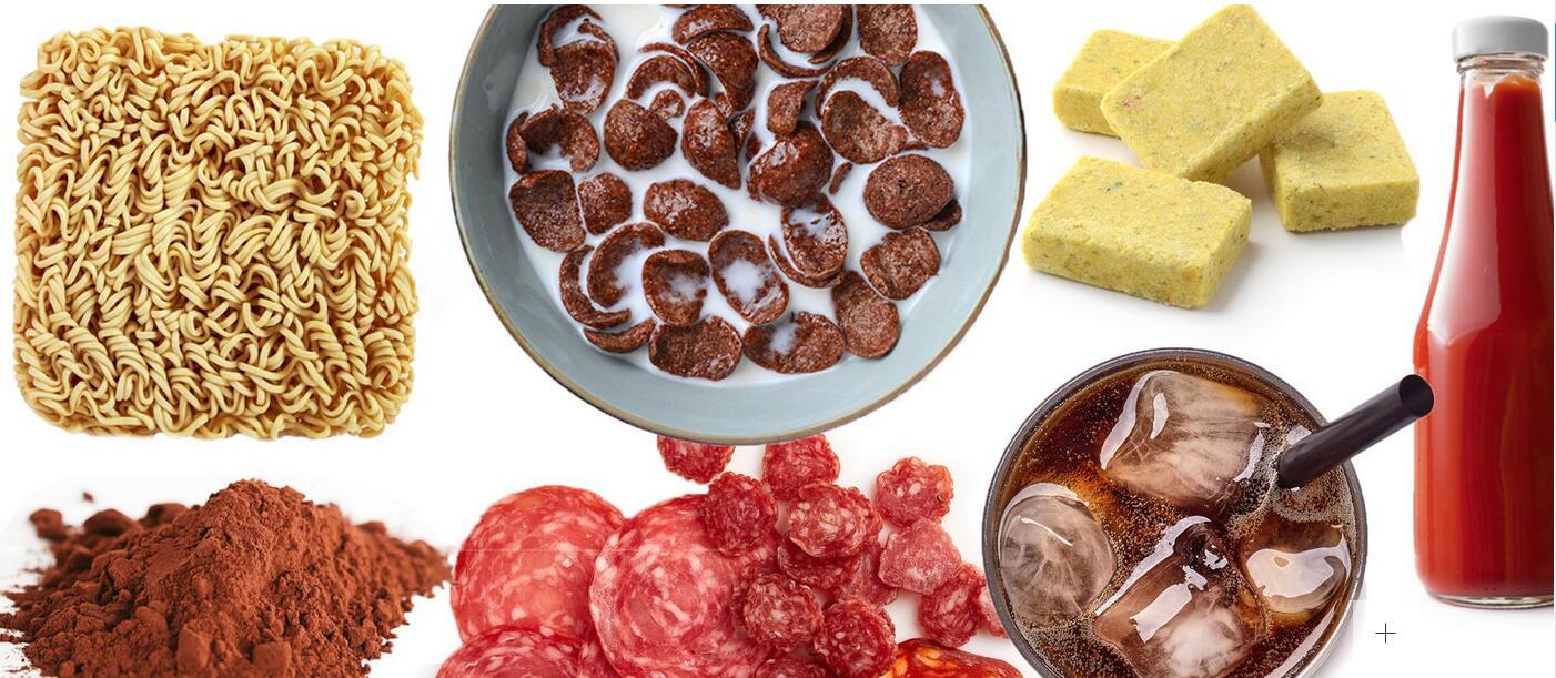你中招了吗?法国杂志评选十大危害健康食品
