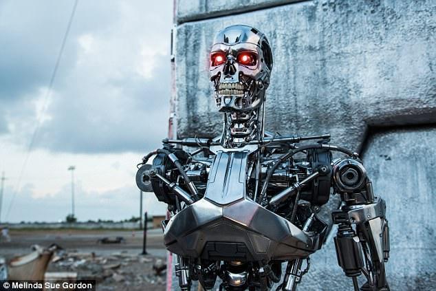 外媒:欧盟将投入4.4亿英镑研发AI机器人杀手 无需人类协助