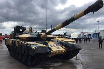 哈萨克斯坦防务展上都有哪些好东西?
