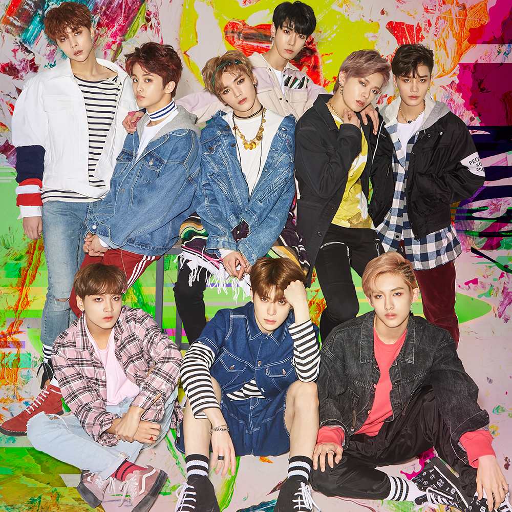 NCT 127日本出道专辑《Chain》登上Oricon日榜1位