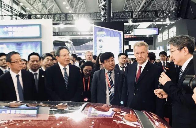 从无人驾驶到智能制造,在世界制造业大会奇瑞展台遇见未来