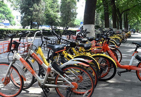 北京共享单车将进行减量调控