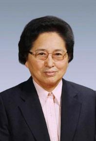 何鲁丽 全国人大常委会原副委员长 北京市人民对外友好协会名誉会长