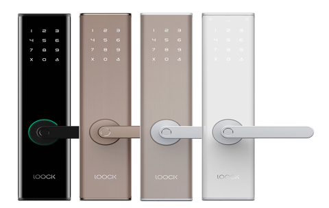 看孩子守家门 鹿客Touch智能锁做你24小时的安全管家