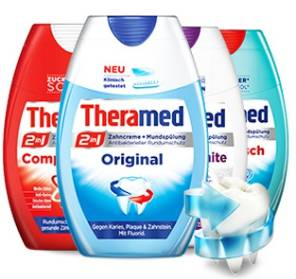 """护齿达二合一牙膏——满足你的""""牙值""""需求"""