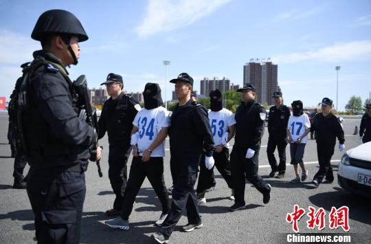 吉林辽源警方破获特大电信网络诈骗案 162人落网