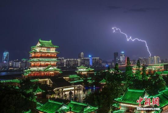 长江中下流将有较强降水 较强冷气氛影响南方地域