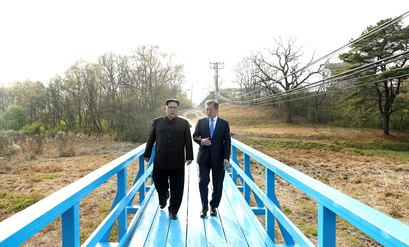 美国行为制造未知风险 特朗普让朝韩领导人会晤效果打折
