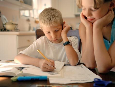 中小学生减负成效如何 来听听学生、家长的心里话