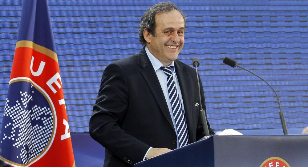 前欧足联主席普拉蒂尼涉贪腐指控被取消 瑞士检方:未完全结束