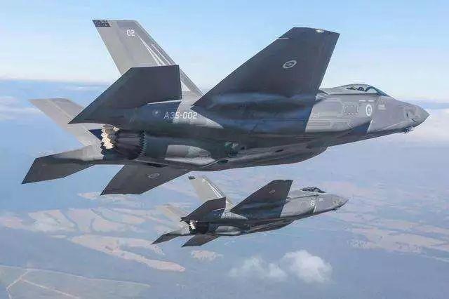 美搁置对土出售F-35战机 土方:从俄罗斯进口即是自然之事