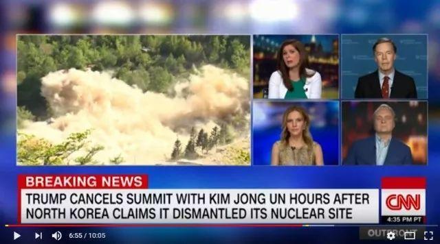 对特朗普朝鲜反应如此平静,西方媒体反应过来了:坏了!