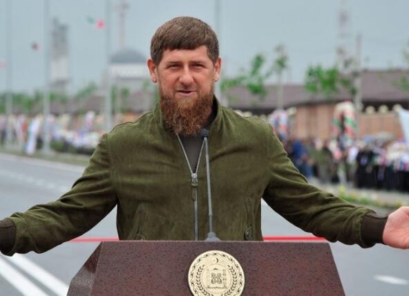 车臣领导人:乌克兰有难俄罗斯会相助 别指望美国