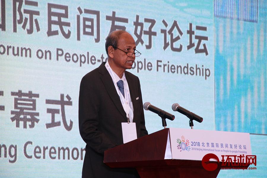 Speech of Dato Majid, President of Malaysia -China Friendship Association