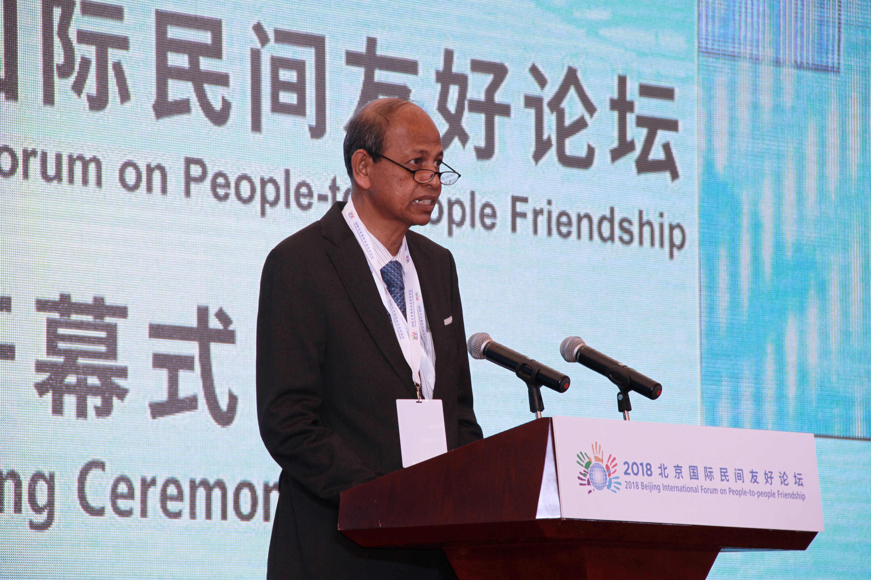 马来西亚中国友好协会会长马基德:很高兴看到马中关系健康、充满活力