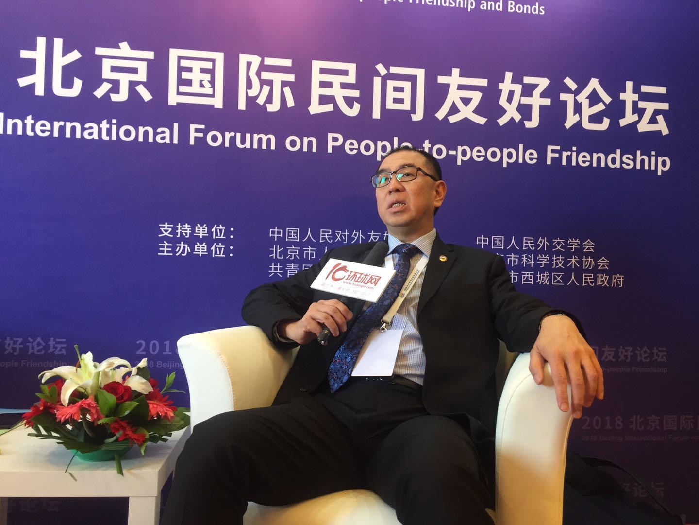 文莱中国友好协会会长:民间交流十分重要 是促进互信基本条件