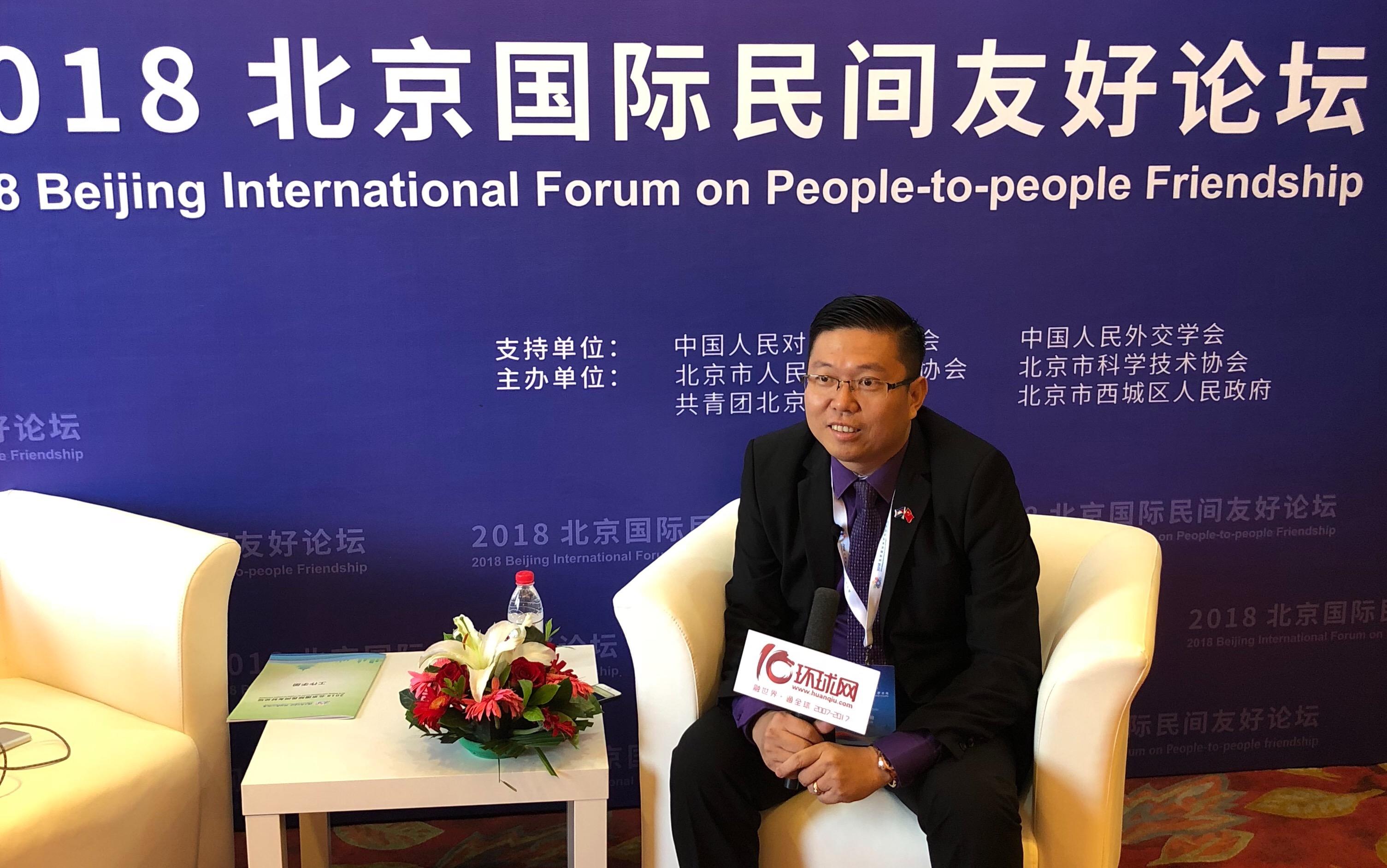 谢莫尼勒:柬埔寨是中国的好朋友、老朋友 、真朋友
