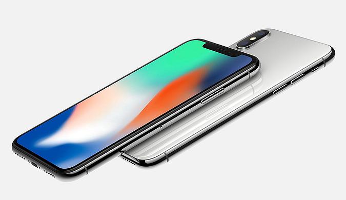 """外媒:iPhone X的""""刘海""""要好于安卓仿冒者"""