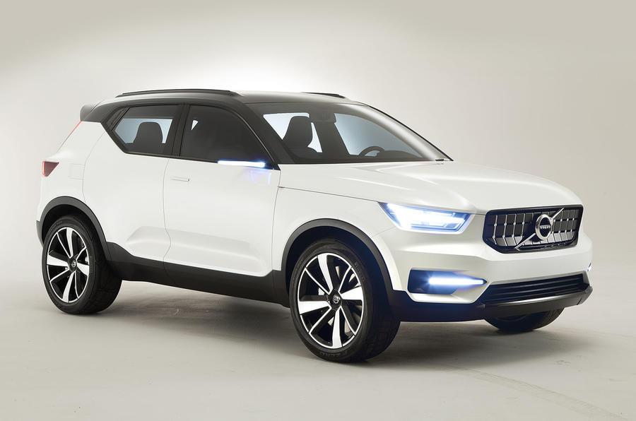 需求超预期 沃尔沃将扩大XC40产量/明年在华投产