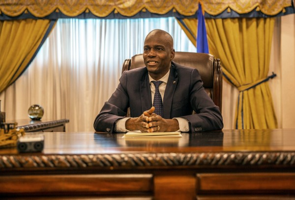 """布基纳法索之后是谁? 海地总统被曝""""正在和台湾谈条件"""""""