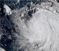 """亚热带风暴""""阿尔贝托""""侵袭古巴 5000居民被迫疏散"""
