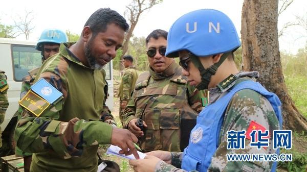 中国赴南苏丹维和医疗分队紧急接诊友军伤病员获赞