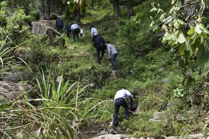 女子失踪一月朋友圈还在更新,但在山里却找到了她的尸体