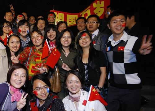 法国高校争相吸引中国学生 竞争十分激烈