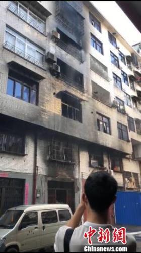 福建古田民房火灾事故续:3死3伤 大火无情人有情