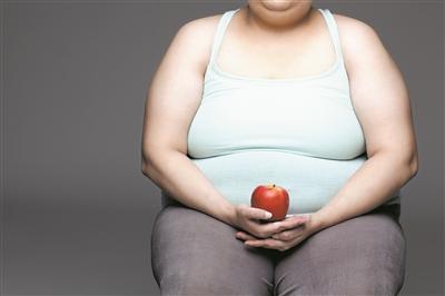 多年怀孕难或因太胖了!一成不孕症患者缘于肥胖