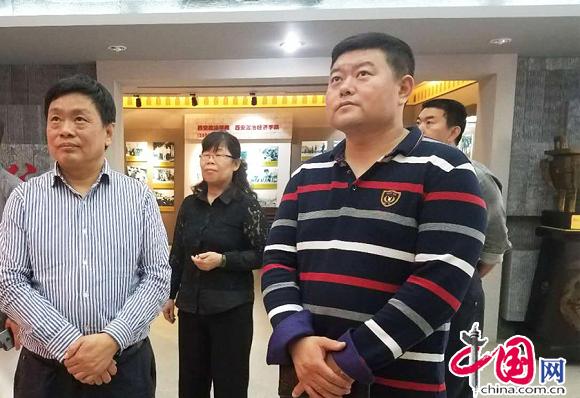 中共延安五老研究中心与西北政法大学座谈
