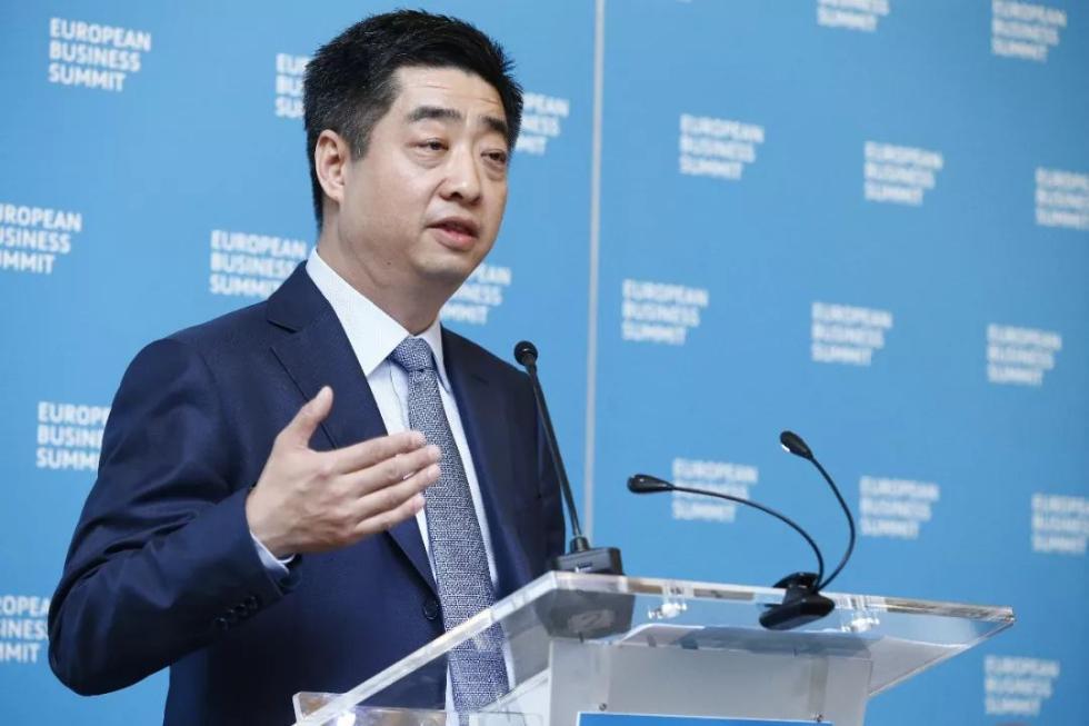 华为胡厚崑:积极投资政策助力数字欧洲发展